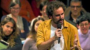 Pau Roca protagoniza el monólogo 'Les coses excepcionals'.