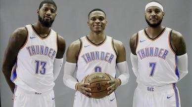La NBA concentra su talento