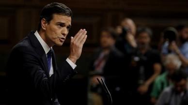 Sánchez toma la iniciativa tras el fracaso de Rajoy en la investidura