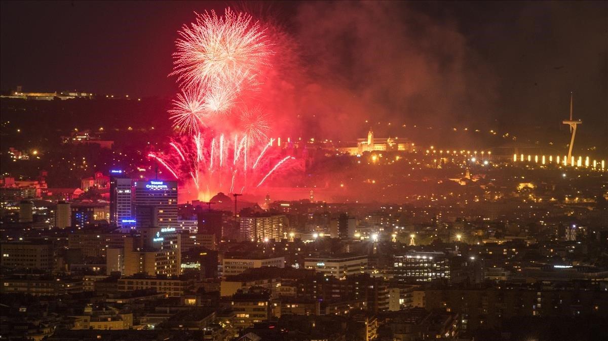 Guía Básica de las fiestas de la Mercè 2019