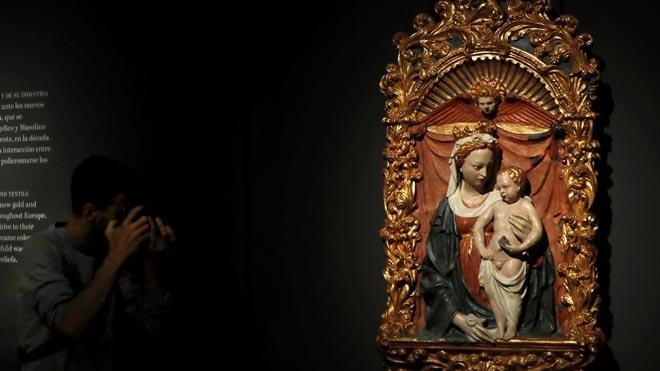 El Prado exhibe obras de Fra Angelico.
