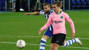 Griezmann, Messi i la maledicció napolitana