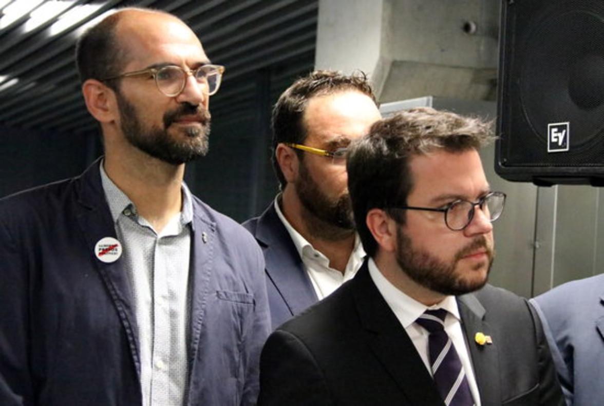 Restablert el servei de trens entre les estacions de Can Feu-Gràcia i Sant Quirze del Vallès de Ferrocarrils de la Generalitat