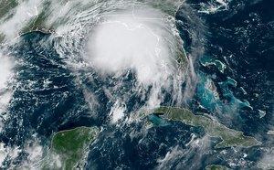 Sally es el segundo huracán que impactará en la costa de Luisiana en las últimas semanas.