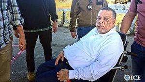 El excoronel y exviceministro de Defensa salvadoreno, Inocente Montano, en una foto de archivo.
