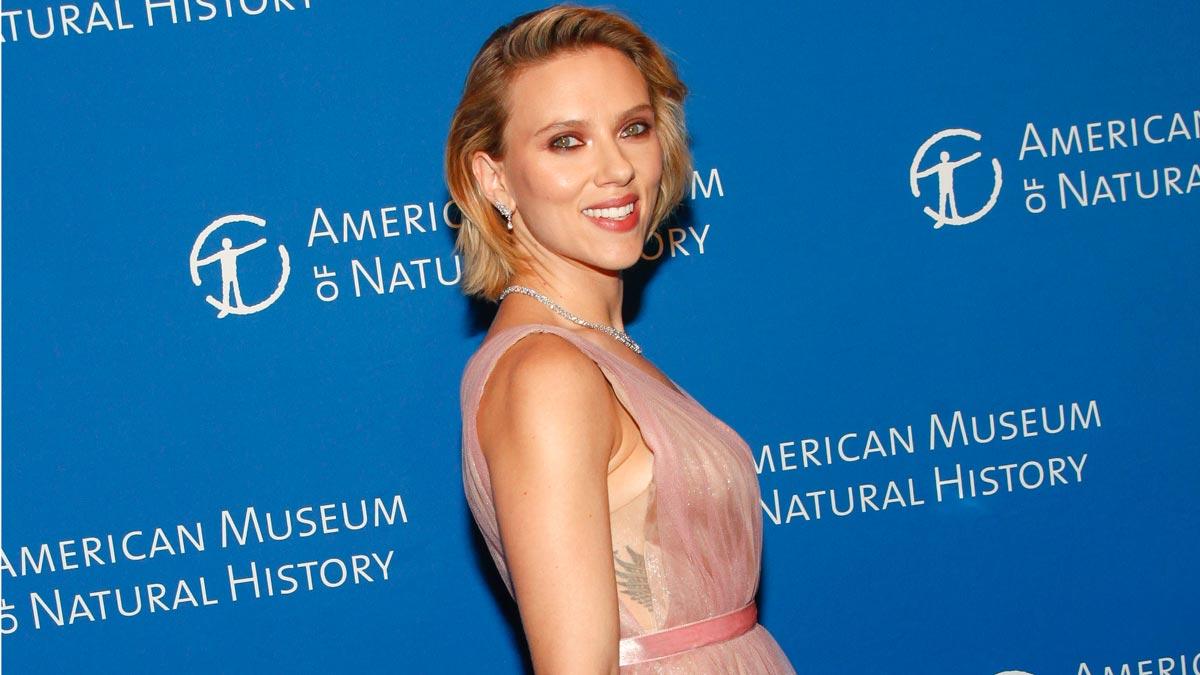 Scarlett Johansson cumple 34 años siendo la actriz mejor pagada del cine.