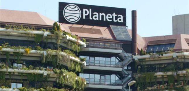 La sede del Grupo Planeta en la Diagonal de Barcelona.