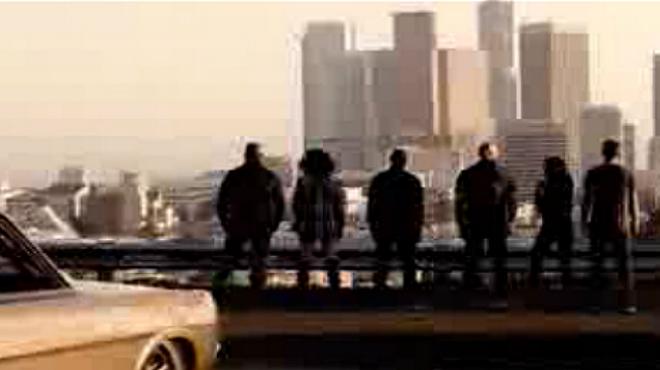 El videoclip See You Again recibe más de mil millones de visitas en YouTube