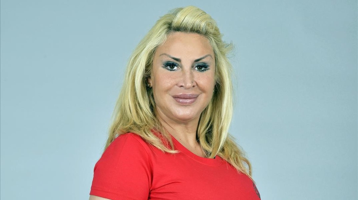 Raquel Mosquera.