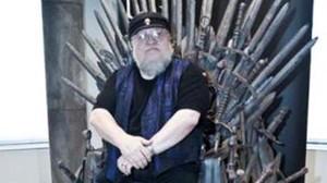 El escritor George RR Martin, autor de la novela Nightflyers y de la saga Juego de tronos.