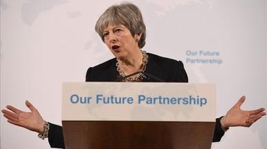 May advierte que el 'brexit' tendrá consecuencias negativas para ambas partes