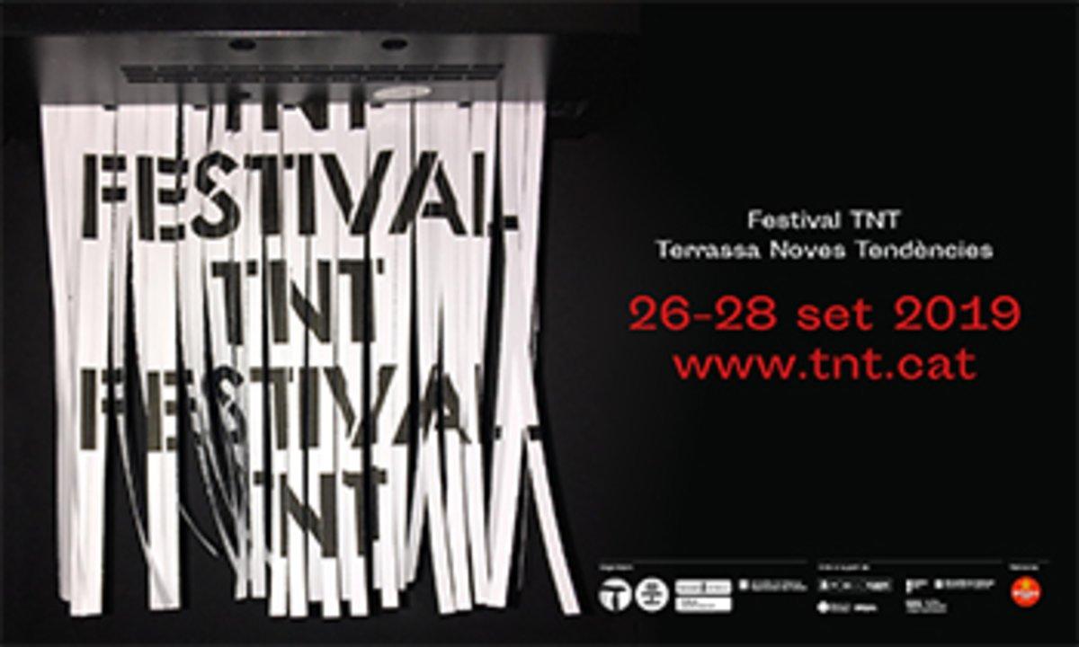 Cartel del Festival TNT 2019.