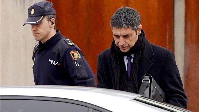 L'Audiència Nacional absol Trapero de sedició i desobediència per l'1-O