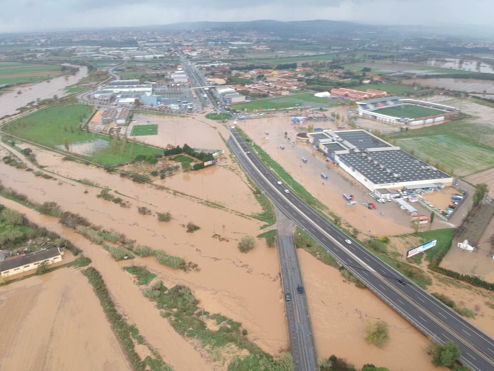 Últimas noticias del temporal y las lluvias en Catalunya, en directo