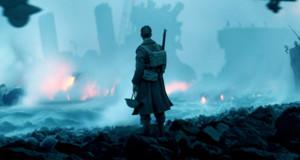 Una imagen promocional de 'Dunkerque', de Christopher Nolan.