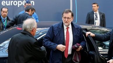 """Rajoy pide a los independentistas que renuncien """"a la estrategia de desafío permanente"""""""