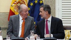 Els nacionalistes insisteixen que el Congrés investigui Joan Carles I