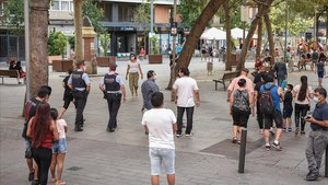Veïns de la Torrassa: «Aquí hi ha molta gent i poc espai»