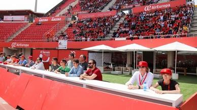 El Mallorca busca el glamour del tenis, la F-1 y la NBA a pie de campo