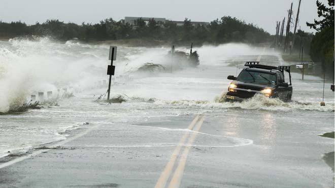 Els desastres climàtics del món, en imatges