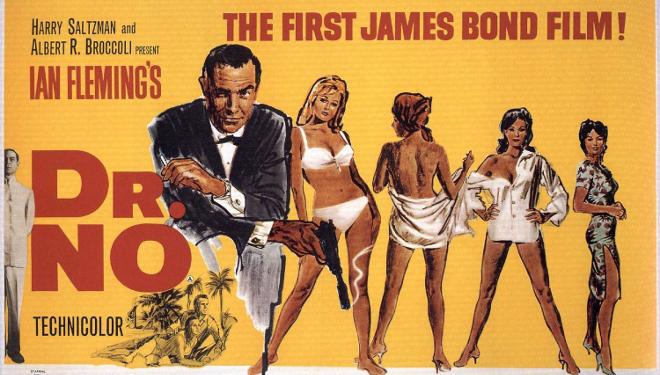 Vídeo promocional delnuevo canal dedicado a James Bond, que incorpora la plataforma Movistar+.