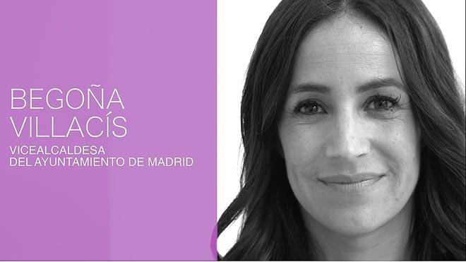 Begoña Villacís: «Vaig descartar una oportunitat molt bona perquè les meves filles eren molt petites»