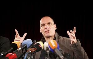 Yanis Varoufakis.