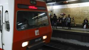 Endarreriments en diverses línies de Ferrocarrils