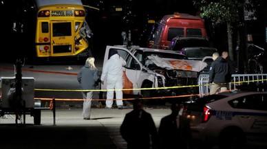Almenys vuit morts en un tiroteig a Manhattan