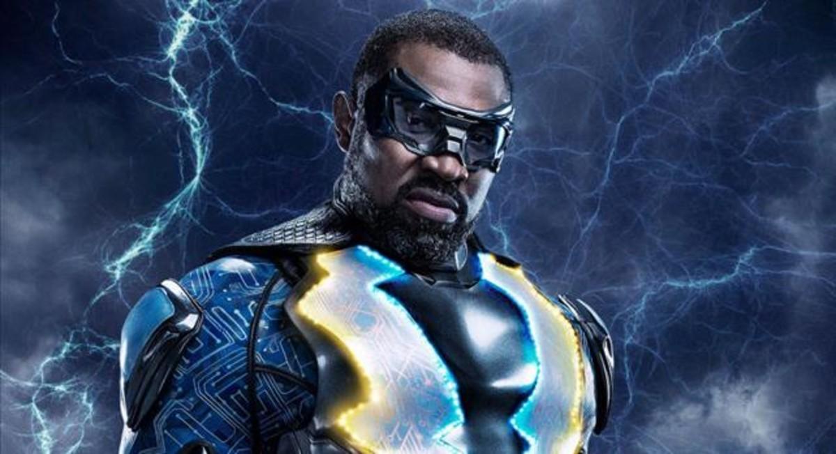 Black lightning, el superhéroe negro de Netflix