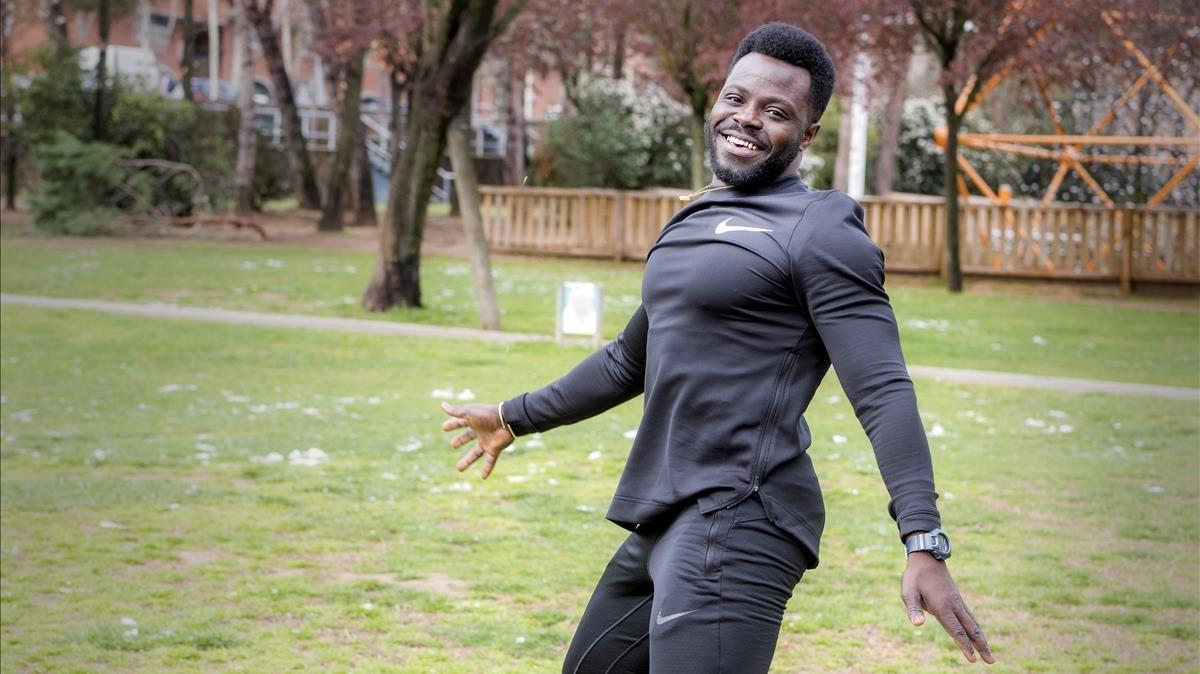 Prince Ogunjobi: «Cuidarse y moverse es invertir en nuestro futuro»
