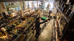 La Boqueria de l'alcohol