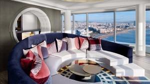 Suite del Hotel W, que participa con descuentos en la Opportunity Week.