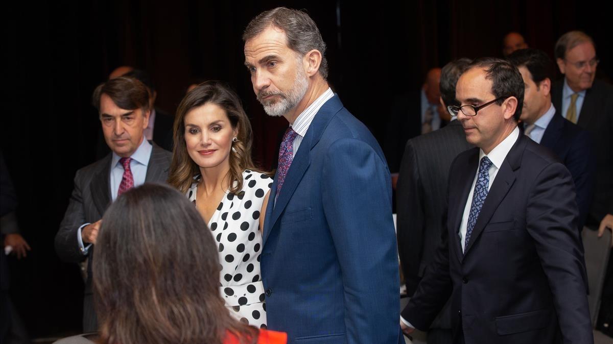 Els Reis faran un viatge d'Estat a l'Argentina els dies 25 i 26 de març