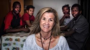 "Nuria Figueras: ""Estan sols, necessiten afecte i a mi m'agrada donar-ne"""