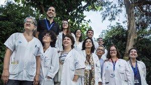 La Vall d'Hebron impulsa el primer registre de pacients amb sarcomes d'Espanya