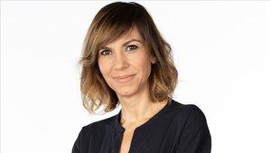 La periodista Cristina Puig, nueva presentadora del programa de TV-3'Preguntes freqüents'.