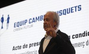 Tusquets y otros 21 empresarios tratan de paralizar la constitución del nuevo pleno de la Cambra