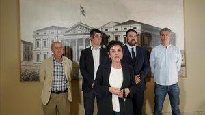 EH Bildu consultarà a les bases una abstenció a la investidura de Sánchez