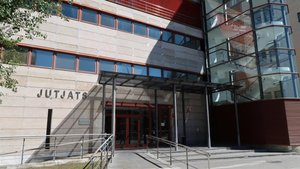 Edificio de los juzgados de Tarragona