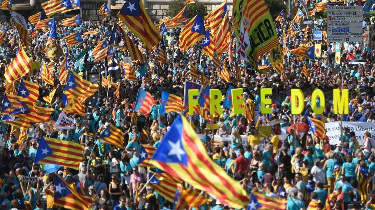 Catalunya, en el epicentro del 10-N