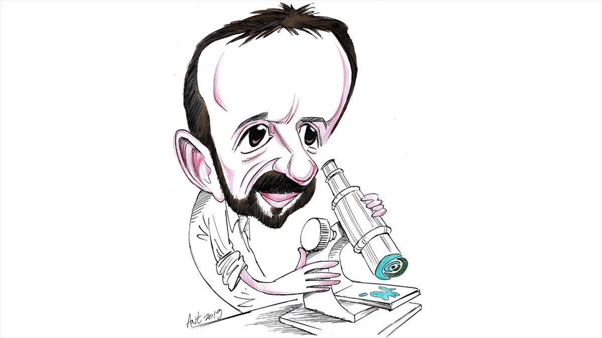 Daniel Oliver, un biólogo para explicar y financiar 'biotechs'