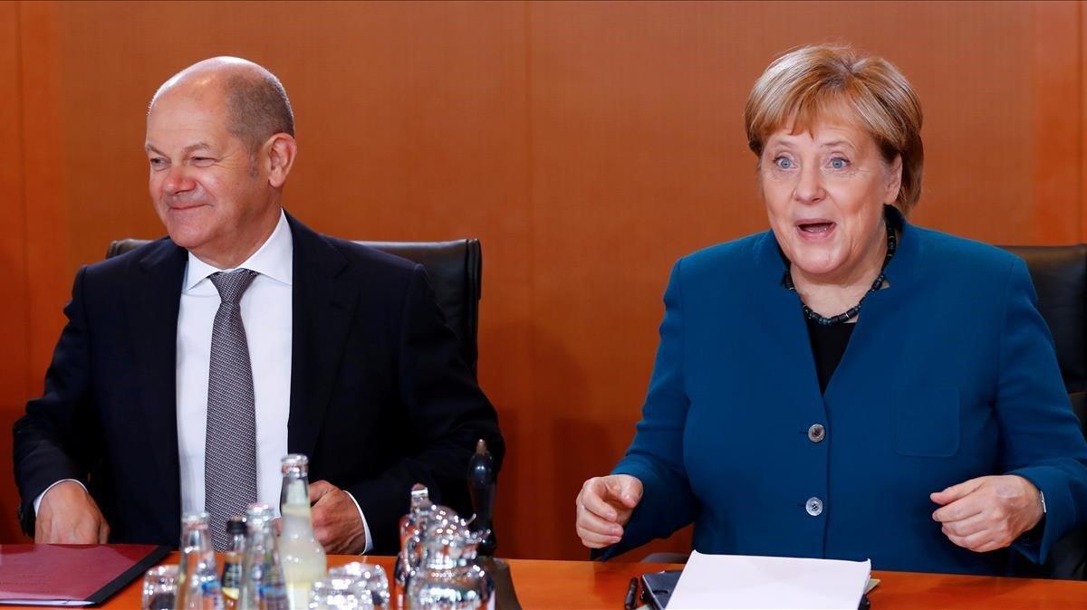 Alemania logró un superávit récord de 13.500 millones de euros en 2019