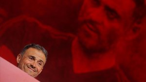 Luis Enrique s'il·lusiona amb l'Eurocopa després d'un 2019 «pèssim» per a la seva família