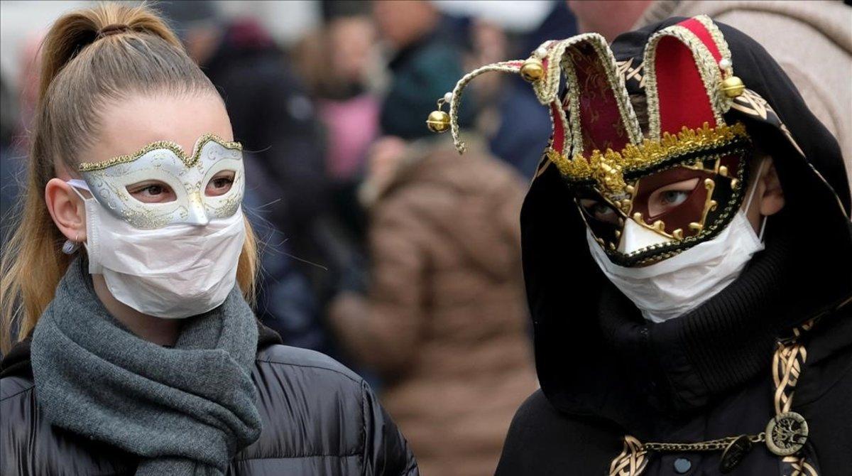 Tercer mort per coronavirus al nord d'Itàlia
