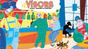 'El Víbora' ressuscita amb el coronavirus