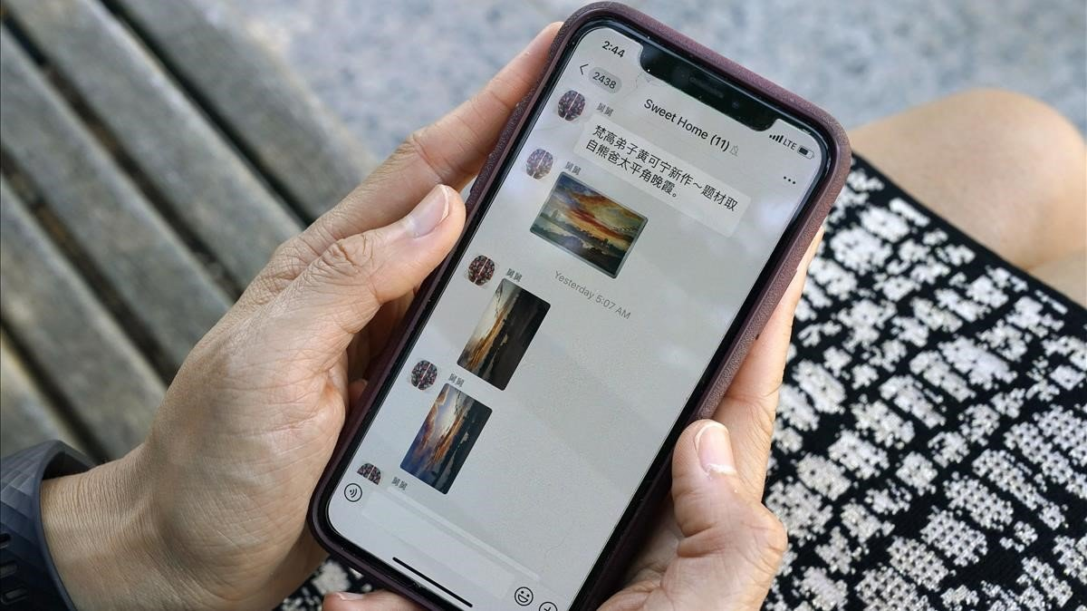 Els usuaris de WeChat no seran penalitzats si els EUA prohibeixen l''app'