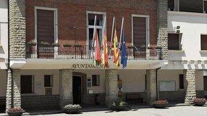 Los hechos tuvieron lugar en un establecimiento público de la localidad de Sabiñánigo.