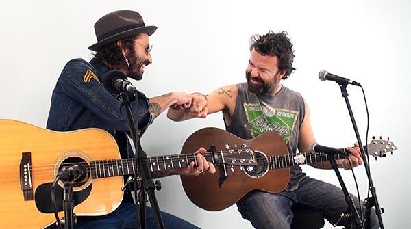 Música Directa: Acústico de Pau Donés y Leiva