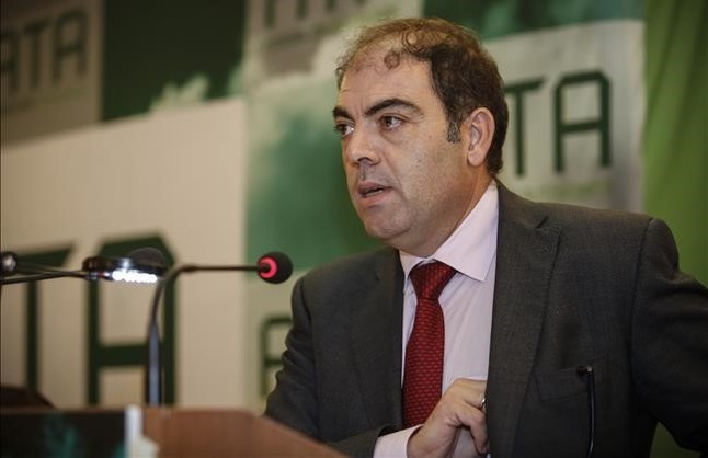Lorenzo Amor, presidente nacional de la Federación de Trabajadores Autónomos (ATA)